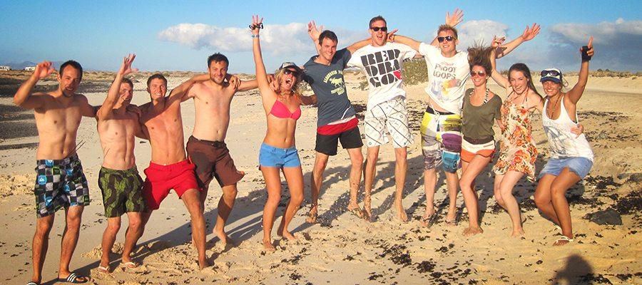 Surfen-lernen-Fuerteventura-am-Riff