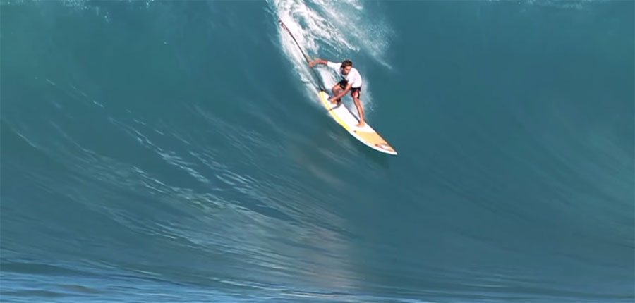 4 in 1 by Kai Lenny: Big Wave Surfer und Multitalent