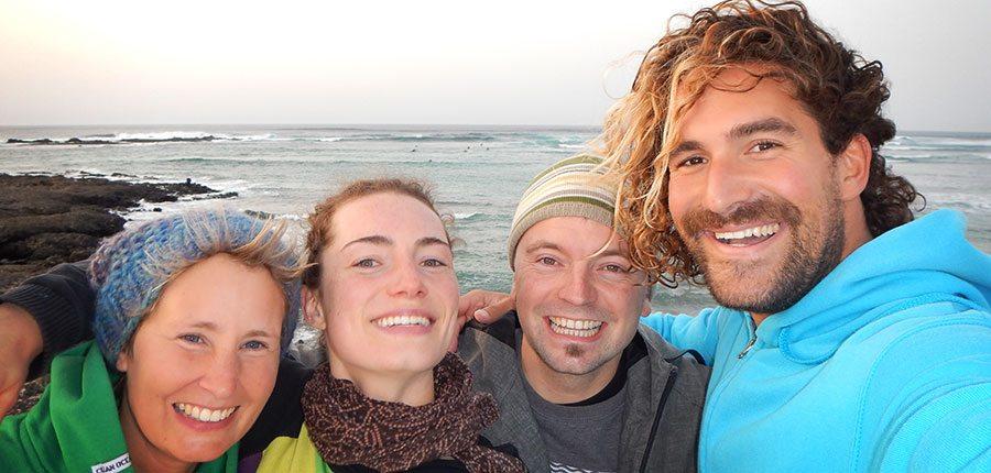Wer oder was ist eigentlich Calima? Und die besten Bilder der Surfkurse von heute in der FreshSurf Gallerie