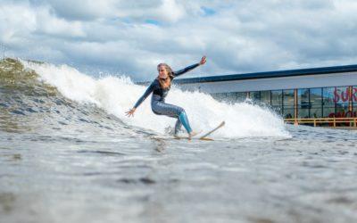 Surf Snowdonia Wavegarden eröffnet morgen!