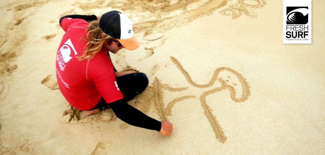 The Joy of Surfing – ein kreativer Tag in unserem Surfcamp Fuerteventura