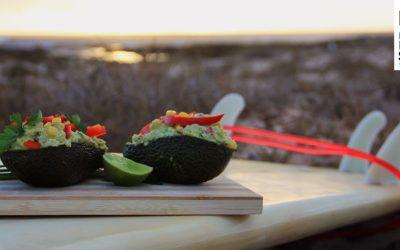 Roadtrip Rezept – Frisch gefüllte Avocado