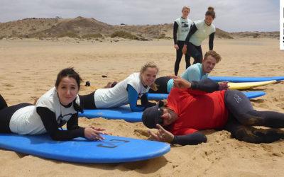 Eine ereignsireiche Woche im Surfcamp Fuerteventura – Fotospecial KW 27