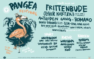 Wir feierns ab – ihr feiert mit: Das Pangea Festival 2016