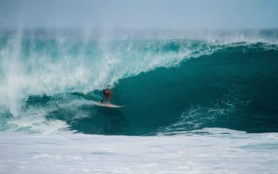 Dream Steeple – ein visueller Surftrip