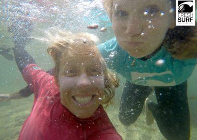 Unterwasser-Foto