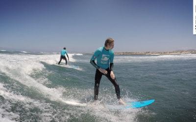 Glückliche Gesichter und strahlend blauer Himmel auf Fuerteventura