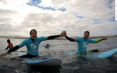 Surfing – connecting people! Unsere Surfkurse auf Fuerteventura am 23.09.2016
