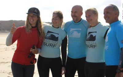 Familienansturm im Surfcamp: Fotospecial der KW 35