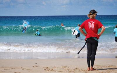 Vom goldenen Herbst und Spätsommerswing – unser Surfcamp auf Fuerteventura in der KW 40
