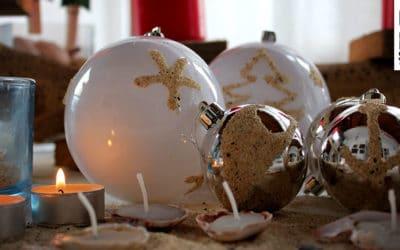 Maritime Weihnachtsdekoration – hol dir das Meer zu dir nach Hause!