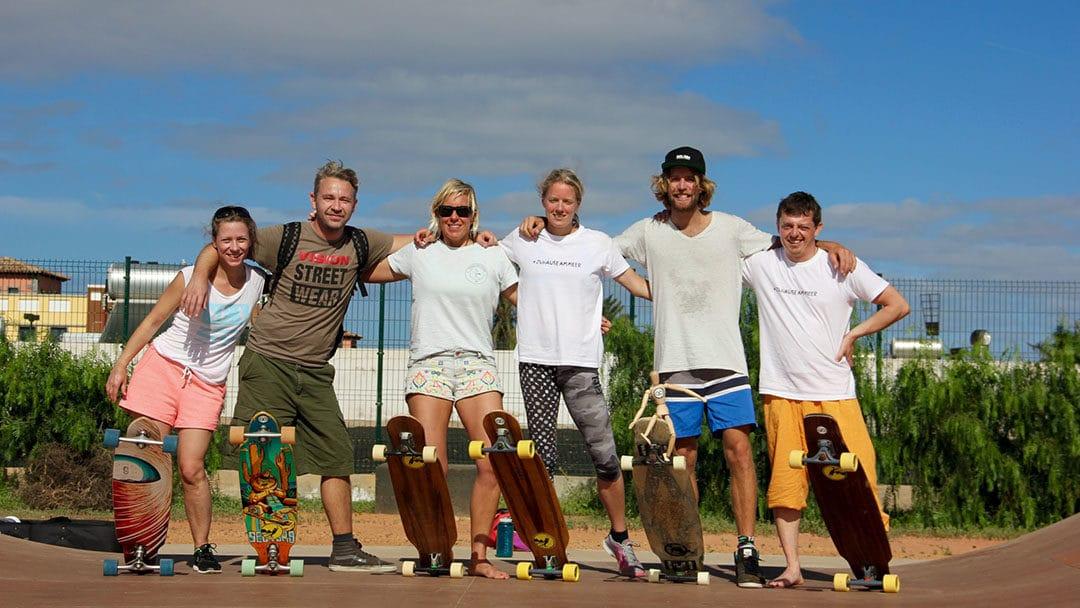 Der Intermediate II Surfkurs: Eva erzählt von ihrer Surf-Woche bei uns
