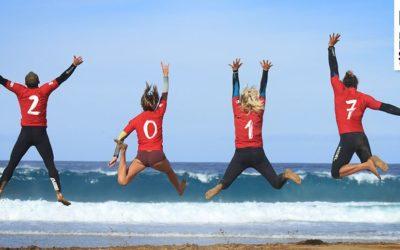 Das FreshSurf-Team wünscht ein frohes neues Jahr!