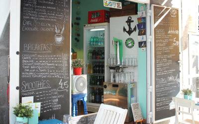 Puerto Dulce – Das wohl gemütlichste Café in El Cotillo
