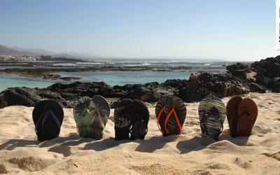 Die richtigen Flip Flops für euren Urlaub bei uns auf Fuerteventura