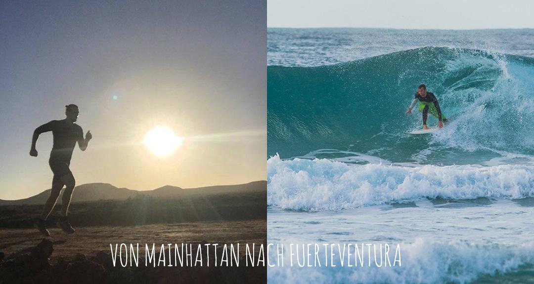 Triathlon auf Fuerteventura