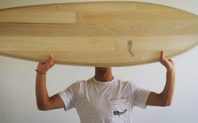 Cachalot – Old school Surfboards aus Holz zum Dahinschmelzen