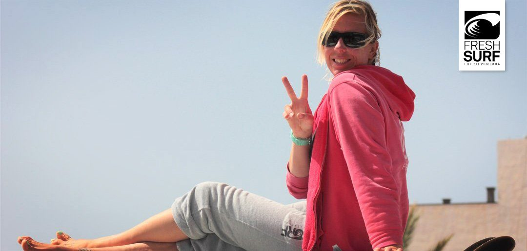 Strahlender Sonnenschein und super Stimmung in unserem Surfcamp – Fotospezial der KW9