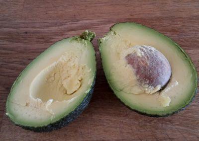 Reife Avocado