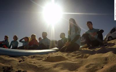 Surfkurse bei tollen Bedingungen in El Cotillo und der Quemao Class Surfcontest auf Lanzarote!