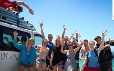 Sonne, Sand und gute Laune auf Fuerteventura – Unsere Surfkurse am 25.04.2017