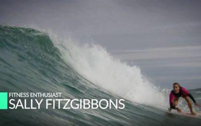 Sally Fitzgibbons- Pro Surferin und Fitness Queen