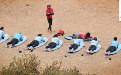 Viel Spaß am Dienstag in unserem Surfcamp – Unsere Surfkurse am 23.05.2017