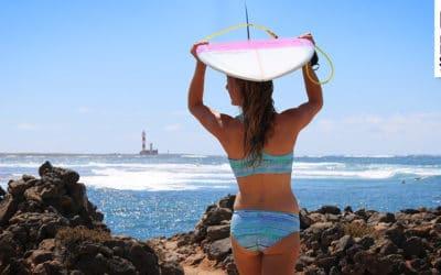 Ein Surfbikini im FreshSurf Härtetest – Josea Surfwear