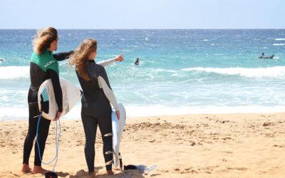 Warum es so schön ist einen Surf Buddy zu haben