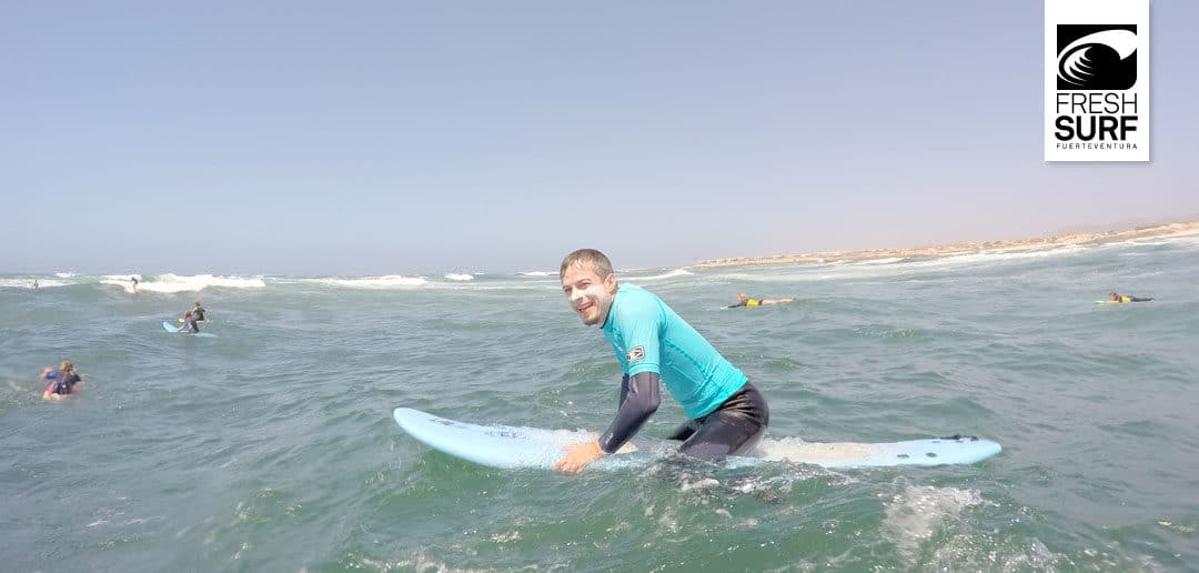 Let's go Surfing – Unsere Surfkurse am 10.08.2017