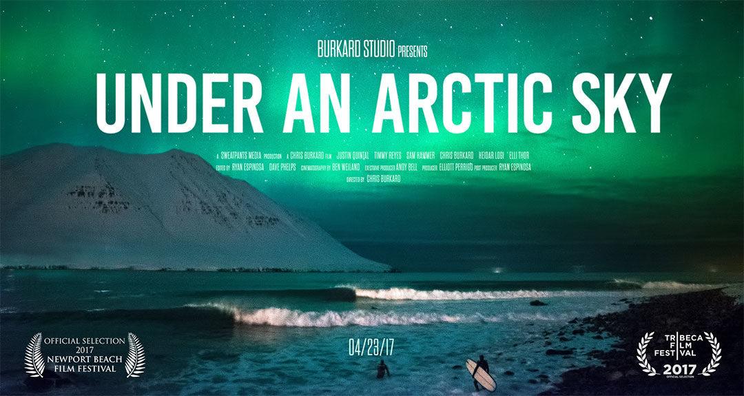 Under an Arctic sky – Europa Tour mit Chris Burkard