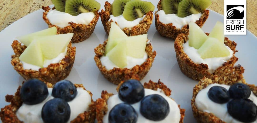 Fruchtige Müsli-Törtchen – schnell und einfach!
