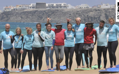 Ober- und Unterkörper Training für Surfer und die Surfkurse vom 18.08.2017